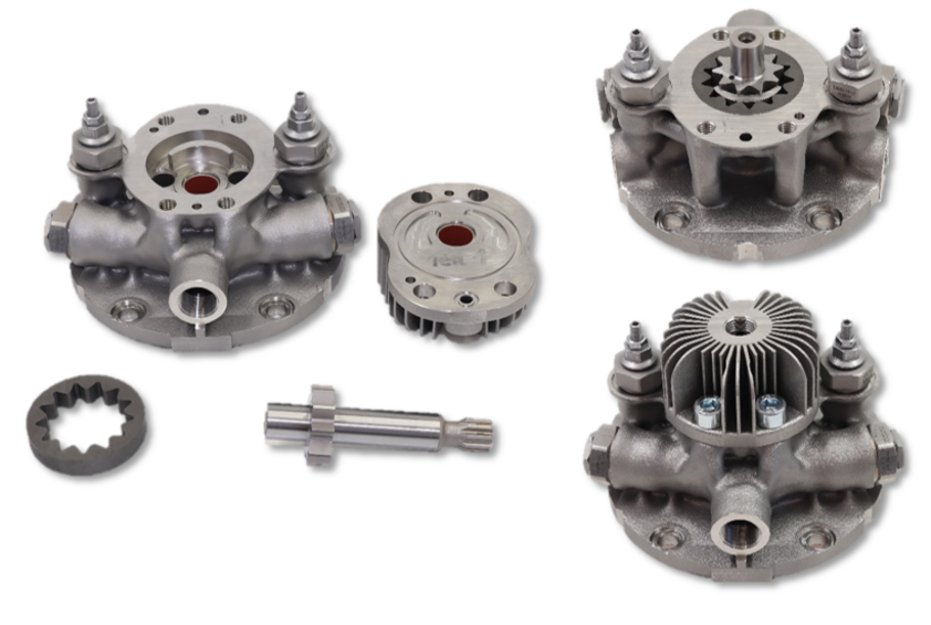 AM Pump Components